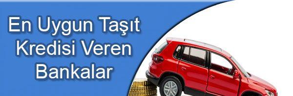 2018'de En Uygun Otomobil Kredisi Veren 5 Banka