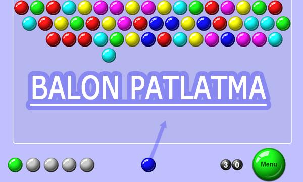 Balon Patlatma Oyunu Oyna – Bubble Shooter Klasik – Tam Ekran